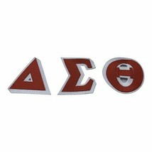 Copy of Delta Sigma Theta - 4in Embroidered Patch Letter Set (Iron on) - £13.62 GBP