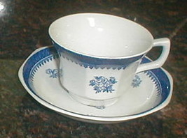 WEDGWOOD SPRINGFIELD CUP AND SAUCER SET - $6.92
