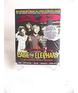 AP/RED special edition mini mag with Cage The Elephant - $3.99