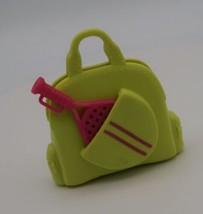 Mattel Barbie Accessory Racket Ball Bag  Racket Play Set Toys Fun Times ... - $4.64