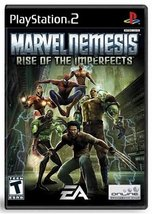 Marvel Nemesis: Rise of the Imperfects - PlayStation 2 [PlayStation2] - $14.69