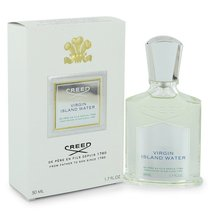 Creed Virgin Island Water Perfume 1.7 Oz Eau De Parfum Spray image 3