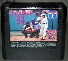 SEGA GENESIS - Hard Ball '94 (Game Only) - $15.00