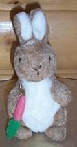 Beatrix Potter Frederick Warne Plush Quality Eden Toys Peter Rabbit Hold... - $5.95