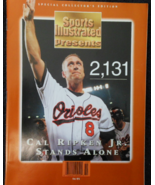 1995 -Sports ilustrated - Cal Ripken Jr.- 2,131 - Special Collector's Ed... - $14.95