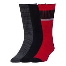 UNDER ARMOUR Twisted 2.0 Training 3-Pack Crew Socks M Medium (4-8.5) Bla... - $19.99
