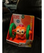 Bright Starts Roll&Glow Monkey Toy with Lights and Melodies - $4.95