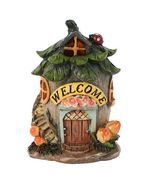 Fairy Welcome House with LED - $12.65