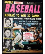 1964 Sports Baseball - Roger Maris -New York Yankees - Sports Special- K... - $21.95