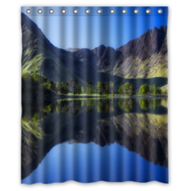 Buttermere Lake District England #01 Shower Curtain Waterproof Made From... - $29.07+