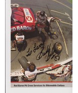 BUDDY BAKER  SIGNED  8 x 10 COLOR MINI POSTER - $13.50