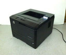 HP LaserJet Pro 400 M401dne USB Workgroup Laser Printer 15K Pagecount - $300.00