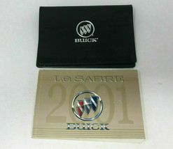 2001 Buick LeSabre Owners Manual Handbook with Case OEM Z0A0872 - $23.75