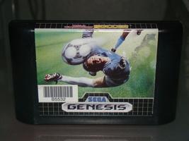 SEGA GENESIS - WORLD CHAMPIONSHIP SOCCER (Game Only) - $10.00