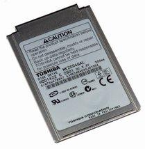 Toshiba 15GB UDMA/100 ATA-5 4200RPM 1.8-inch Mini Hard Drive - $19.00