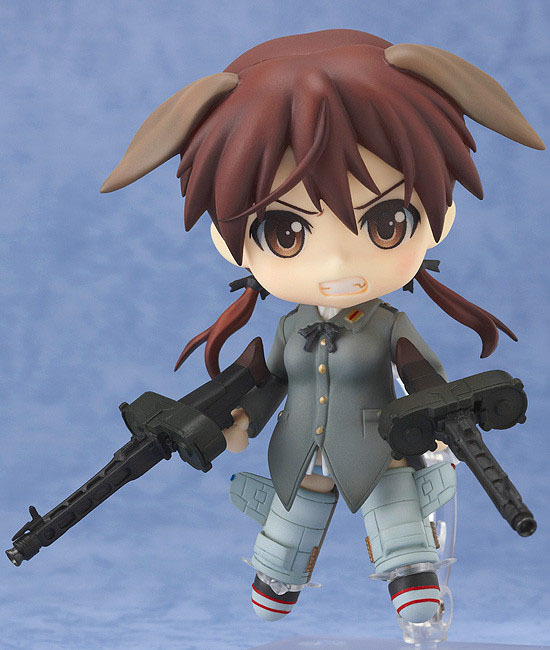 Primary image for Strike Witches: Gertrud Barkhorn Nendoroid #259 Action Figure Brand NEW!