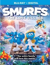 Smurfs-Lost Village (Blu Ray W/Ultraviolet)