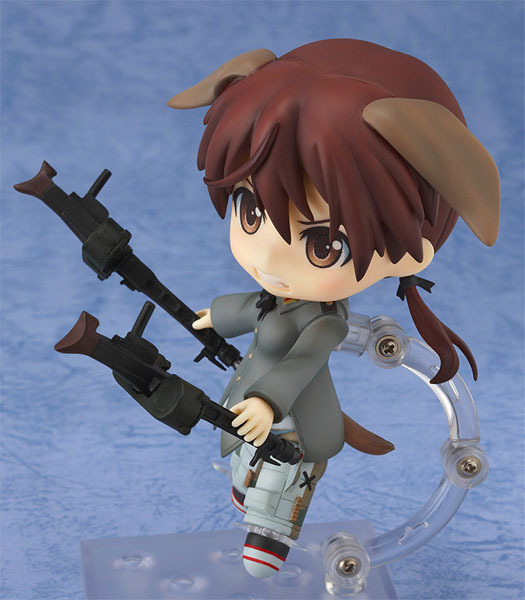 Strike Witches: Gertrud Barkhorn Nendoroid #259 Action Figure Brand NEW!