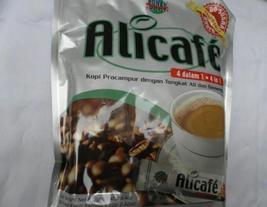 Alicafe Tongkat Ali and Ginseng 20 sachets x 12g  - $24.99