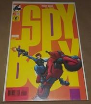 Spy Boy #1 - $2.50