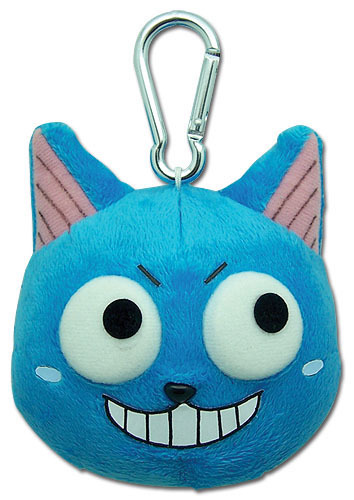 Fairy Tail: Happy 4 Inch Tall Clip Plush  Brand NEW!