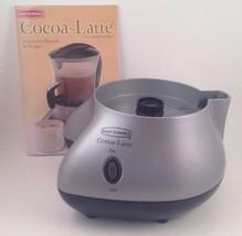 Back to Basics Cocoa-Latte Hot Drink Maker CM300-BR Motor Base Unit & Re... - $11.26