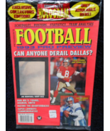 1993 -Petersen's Football -Pro Preview-Joe Montana - Steve Young - Jerry... - $10.95
