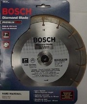 "Bosch DB764 Premium Plus 7"" Dry or Wet Cutting Segmented Diamond Saw Blade Swiss - $19.80"