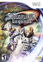 Soul Calibur Legends (Nintendo Wii, 2007) Video Game Complete - $16.99