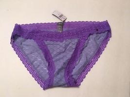 AERIE LACE BIKINI, WOMEN'S, SIZE: M, Purple Lilac - $9.89