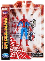 "Marvel Diamond Select Spectacular Spiderman Spider Man 7"" Action Figure - $39.99"