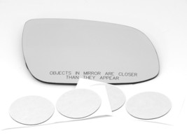 Fits 11-13 Forte, Forte Koup Right Pass Heated Mirror Glass Lens w/Adhesive - $38.95