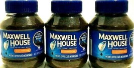 Maxwell House The Original Roast Instant Coffee 4 oz ( Pack of 3 ) - $19.79