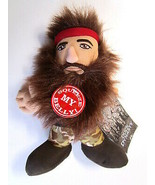 2013 A & E  Duck Dynasty Plush Talking Willie Robertson Doll with Tags -... - $11.75