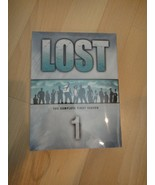 Lost - The Complete First Season 1 (DVD, 2005, 7-Disc Set) New in Box - $8.90