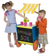 Lemonade Stand For Kids Toy Grocery Store Accounting Game Selling Sales - $130.85