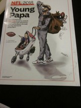 Chicago Tribune A Chicago Sports Magazine September 9 2018 NFL Young Papa - $9.99