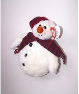 Ty Attic Treasures Collection Chillings Snowman Collectible Retired - $5.00