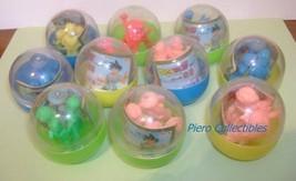 Dragon Ball Z Series 29 Set 10 Gashapon Capsule Toys Bandai - $13.00