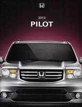 2013 Honda PILOT sales brochure catalog 13 US EX EX-L Touring - $6.00