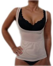 Envy New Body Shaper Top only(Nude) (M) - $15.83