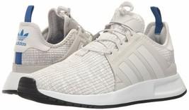 adidas Originals Mens X_Plr Running Shoe White/Grey/Blue BY9258 - $70.27