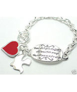 Inspirational bracelet inscribed: Those who hope in ... BR58 - $4.99