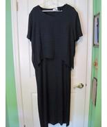 CB New York Sundress w/Trapeze Cover Black & Da... - $18.53
