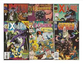 Marvel Excalibur Lot #'s 5,13, 88, 90 & X-Calibre #3, & Generation X #6 - $2.95