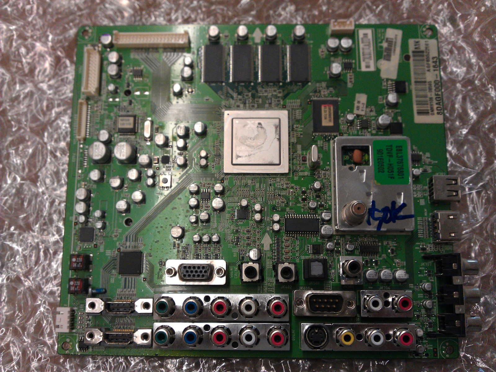 AGF65522501 Main Board From LG 32LG70-UA LCD TV