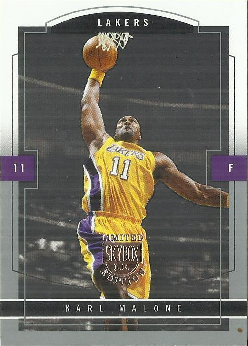 Primary image for 2003-04 SkyBox LE #30 Karl Malone
