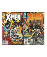 Marvel The Amazing X-Men Lot #2 & 4 X-men Deluxe The Age Of Apocalypse M... - $4.95