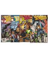 Marvel X-Men 2099 A.D. Lot #'s 19, 25, 26, & 28 (2) Copies - $1.95
