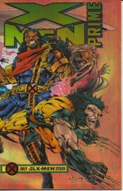 Marvel X-Men Prime July 1995 Wolverine Bishop Racing The Night Special Event - £2.37 GBP